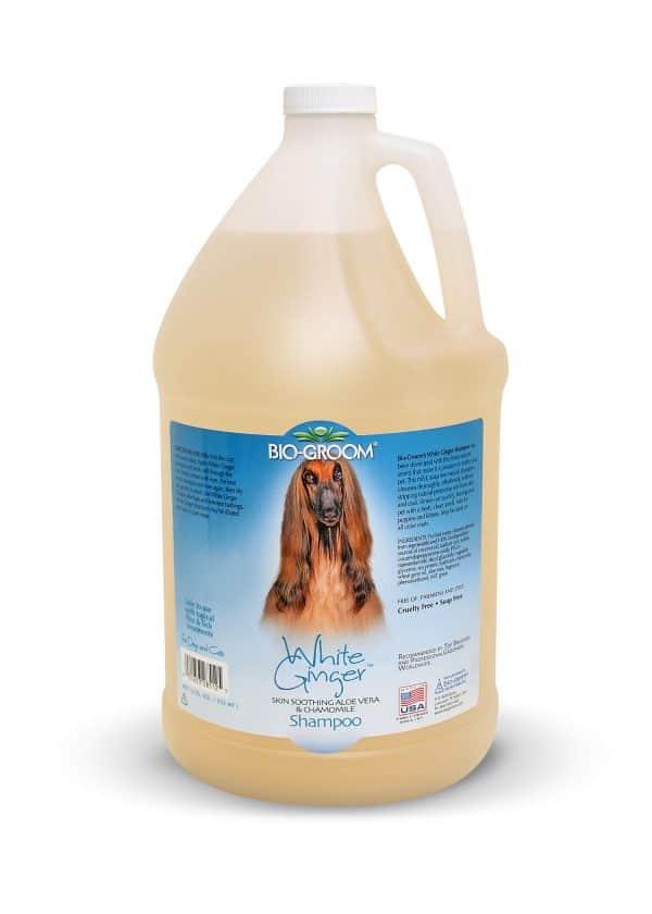 bio-groom-white-ginger-shampoo-gallon