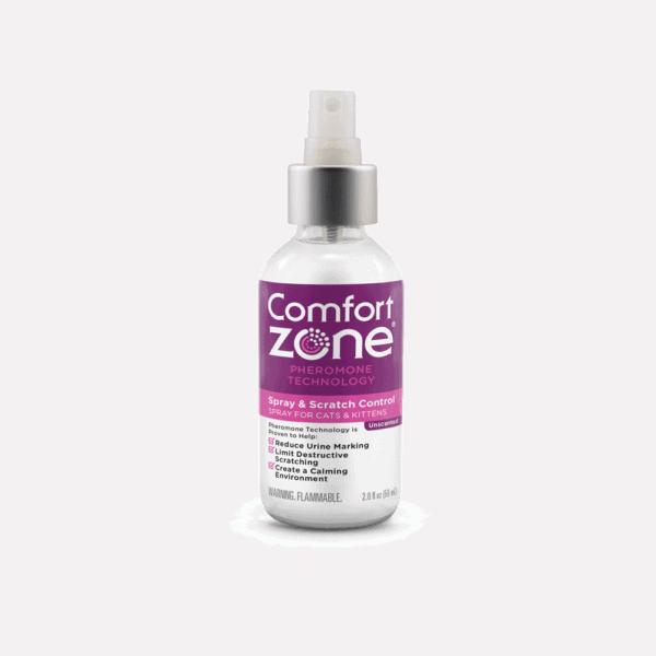 comfort-zone-phermone-spray-feline-behavior-modification