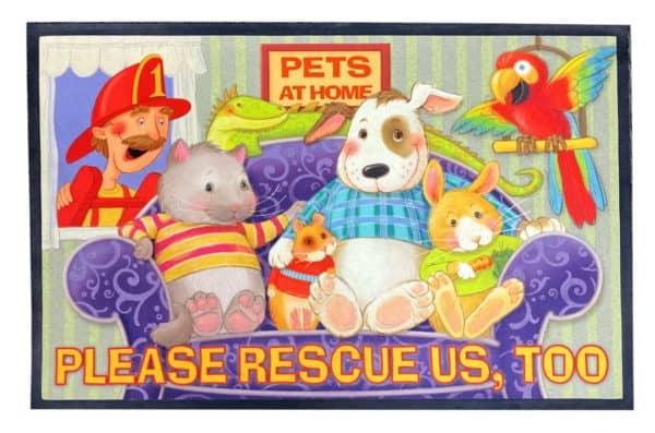 rescue-door-mat