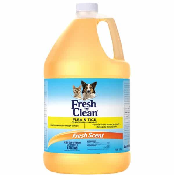 fresh-and-clean-flea-and-tick-shampoo-gallon