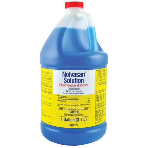 Nolvasan Disinfectant Gallon