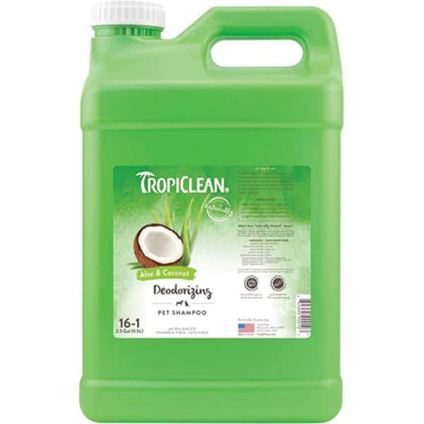 tropiclean-aloe-shampoo