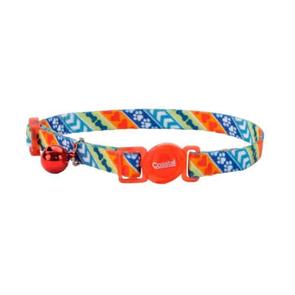 safe-cat-fashion-adjustable-breakaway-cat-collar