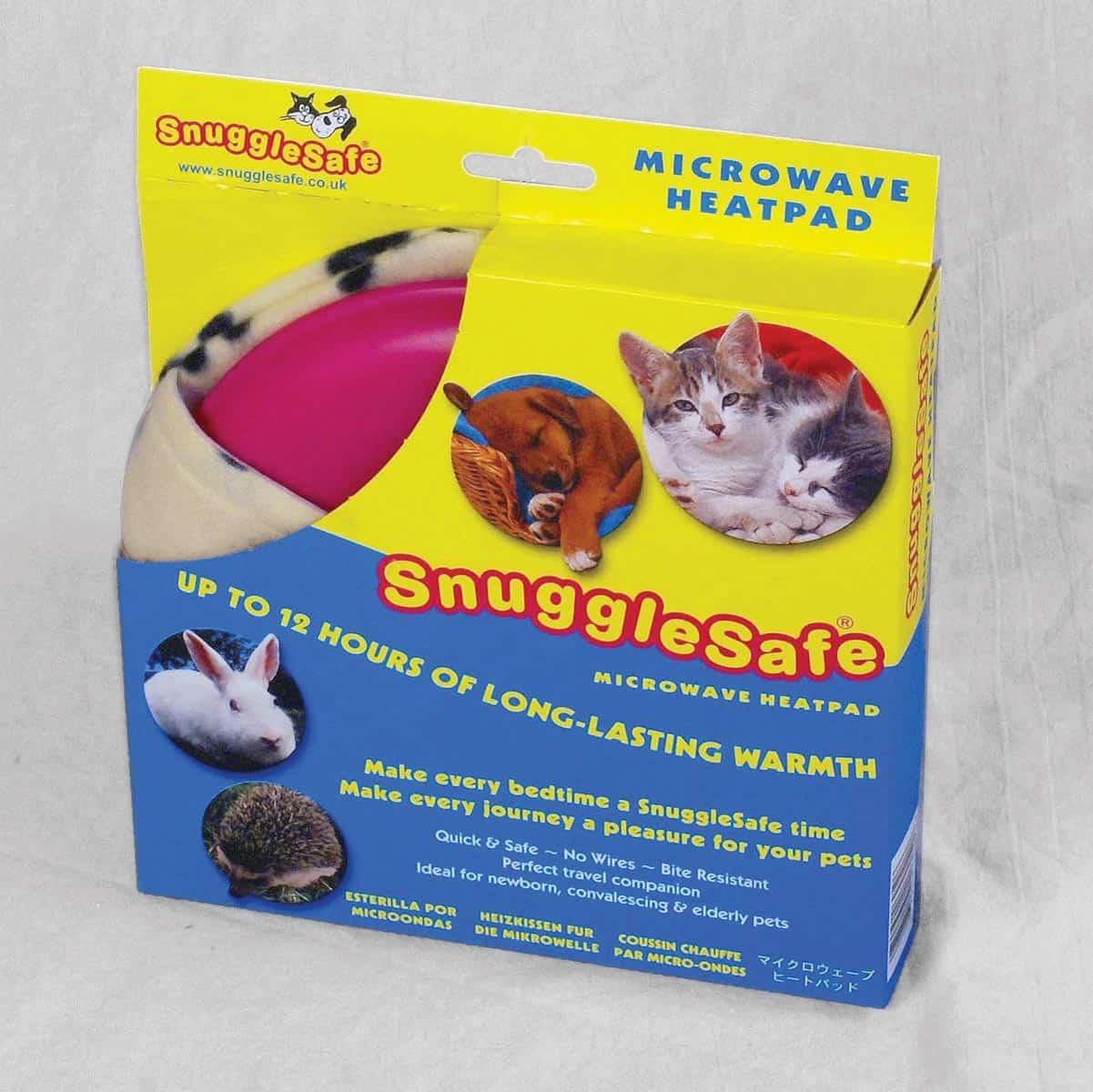 Snuggle Safe Microwave Heat Pad 8 1