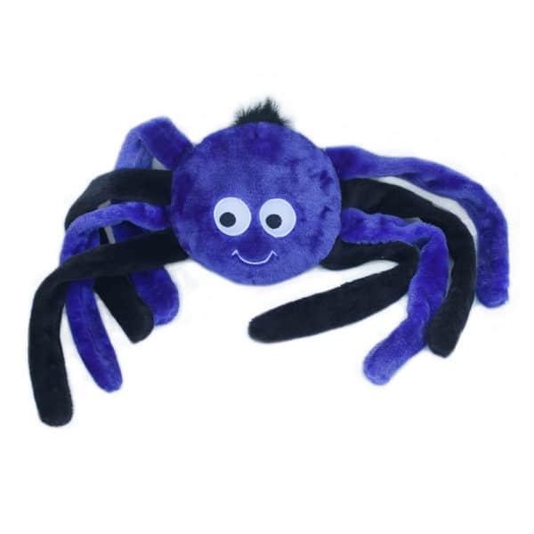 zippy-paws-grunterz-purple-spider