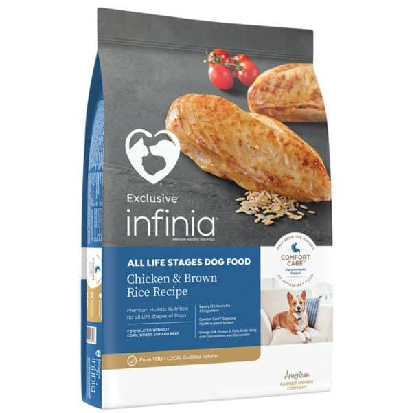 infinia-chicken-brown-rice-dog-food