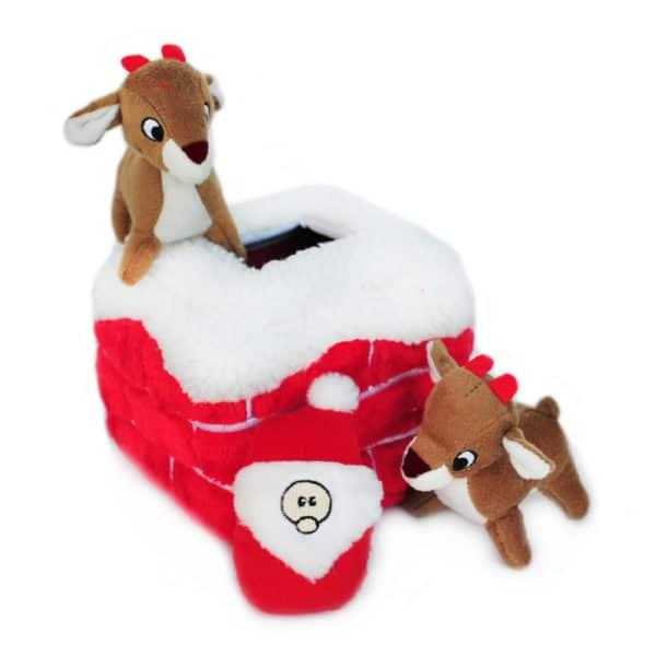 christmas-burrow-chimney-dog-toy