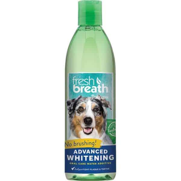 tropiclean-fresh-breath-advanced-whitening-water
