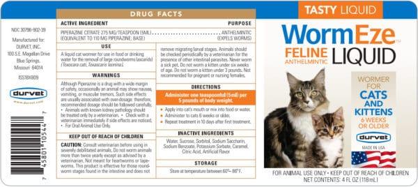wormeze-feline-label