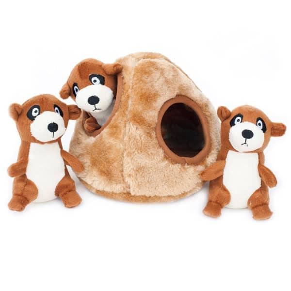 meerkat-burrow