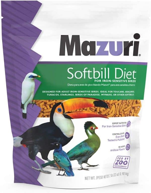 mazuri-softbill-diet
